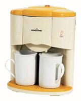 br. кофеварка эспрессо, объём резервуара для воды 0.2 л, фильтр...